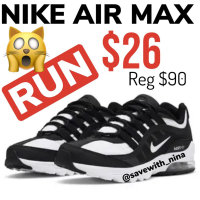 $26 NIKE AIR MAX