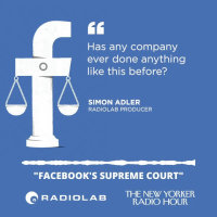 Facebook's Supreme Court