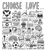 Shop the Choose Love store and support refugees this holiday season