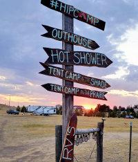 Book This> Campground #HipCAMPWYRanch Cheyenne  HipCamp Link