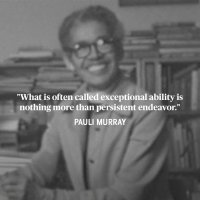 Get additional tickets to see MY NAME IS PAULI MURRAY at Sundance!