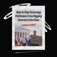 How to Stop Scheming Politicians From Rigging America's Elections #SlaytheDragon
