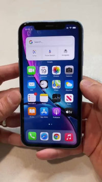 Add Google to your iPhone home screen in iOS 14