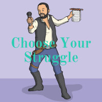 The Choose Your Struggle Podcast
