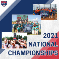 2021 Girls' Class A Fast Pitch National Championships