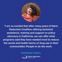 California Harm Reduction Initiative