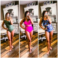 Amazon Swimsuit Try-On from TikTok Part One