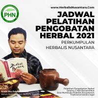 Pendaftaran Pelatihan Herbal Langsung