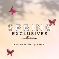 New! Origami Owl Spring Exclusives