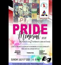 Pride Memorial FB Event Page