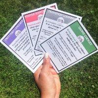 Remind & Reset Behavior Cue Cards