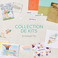 Collection de kits de Stampin'Up!