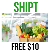 Shipt Free $10 discount on your membership