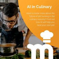 AI in Culinary