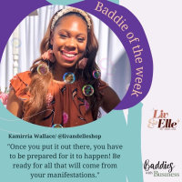 Liv & Elle featured on Baddies with Business Podcast