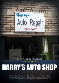 Harry's Auto Shop (drama short)