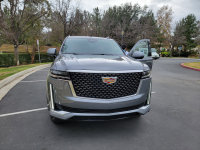 Testing hands free driving and auto lane change in 2021 Cadillac Escalade