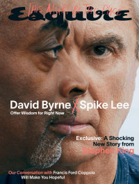 David Byrne, Spike Lee, and Some Wisdom For Right Now