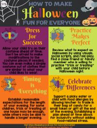 Halloween Infographic FREEBIE