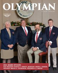 January 2021 Olympian Magazine