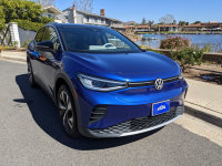 Volkswagen all electric SUV