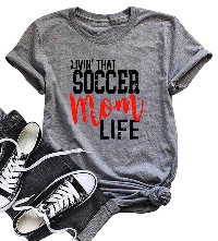 Sporty Moms Soccer Swag Fundraiser
