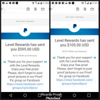 Earn $5-$200 Via Bank or Paypal With Level Rewards I Pay For You 👉CLICK HERE👈