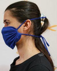 Máscara que não machuca orelha (vídeo)
