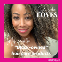 My FAVORITE Black-owned hair care products