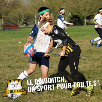 Initiations / découverte du quidditch - les mercredis de septembre de 19h à 21h