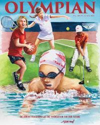 April 2021 Olympian Magazine