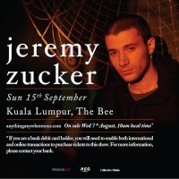 SOLD OUT Jeremy Zucker Live @ The Bee, Sept 15 2019