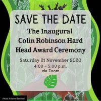 RSVP for the Hard Head Award Ceremony