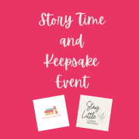 Story Time & Keepsake Event RSVP  (Stay Little, June 26th)
