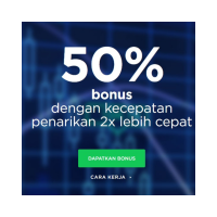 OCTA FX Bonus 50% Deposit