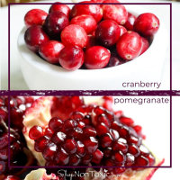 Cranberry Pomegranate Limited Items