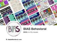 BIAS on Pinterest