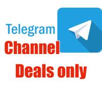 TEXT NOTIFICATIONS FOR DEALS - TELEGRAM GROUP