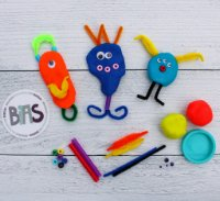Create-Your-Own Monster Kit FREEBIE via BIAS Resource Library
