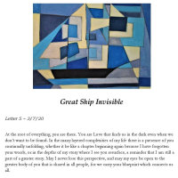 'Great Ship Invisible' Letters