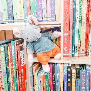 Mousin Around Books Profile Picture