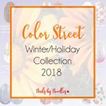 COLOR STREET WINTER/HOLIDAY NAIL STRIPS! Join my group to preorder!