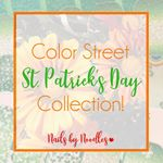 COLOR STREET ST. PATRICK'S DAY NAIL STRIPS! Join my group to preorder!