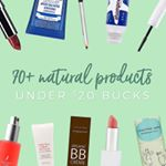 budget buys: 70+ products under $20 💵