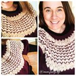Follow along with all of #momfancyknits knitting projects!