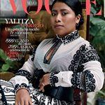 Yalizta Aparicio for Vogue Mexico