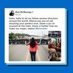 Ava DuVernay Twitter Thread - Women Directors