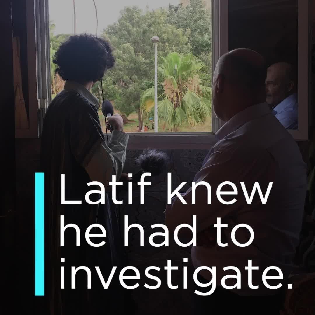 Binge Listen: The Other Latif Series