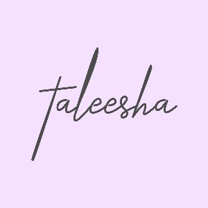Taleesha Official Profile Picture
