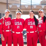 Team USA posts first come-from-behind win on the tour with 9-3 victory over UCLA